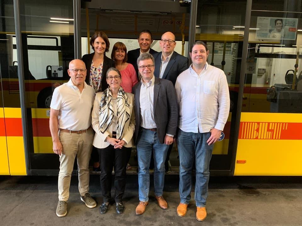 GV 2019 FDP Binningen-Bottmingen bei der BLT