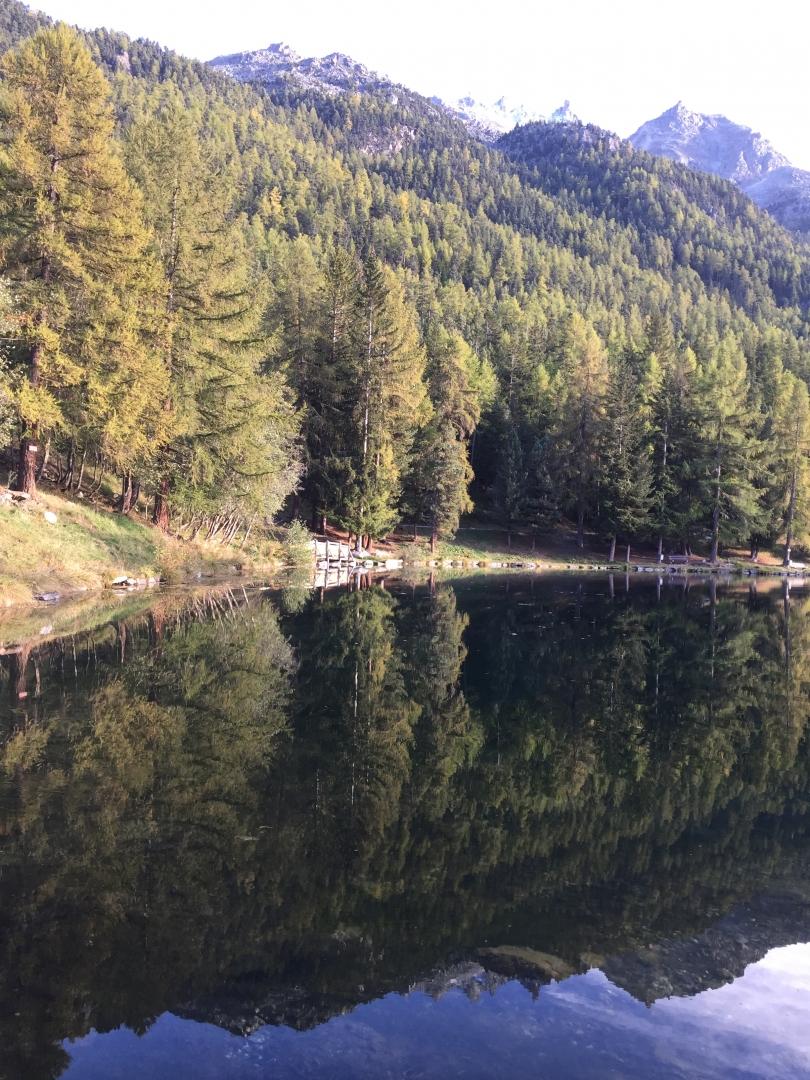 Grächner See